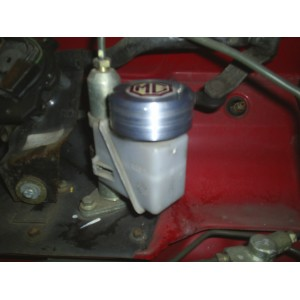 Billett Alloy Clutch Master Cylinder Cap Cover