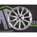 MGF MGTF  Genuine 11 Spoke Alloy Wheel Brand New Shadow Chrome