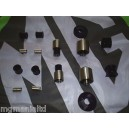 MGTF Rear Polyurethane Bush Kit New