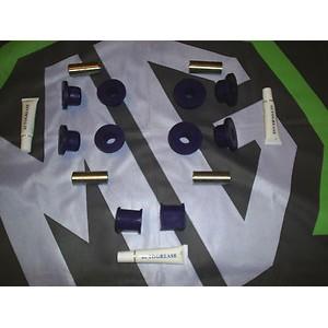 MGTF Front Polyurethane Complete Bush Kit Brand New