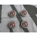 MGF Trophy 160 Alloy Wheel Centre Caps