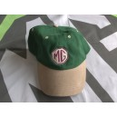 MG Baseball Cap Brand New