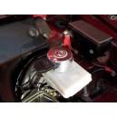 Billet Alloy Brake Master Cylinder Cap Cover