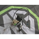 Drivers Door Catch/ Latch Manual Mechanism New FQJ000080PMA