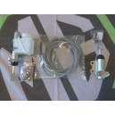 Clutch Master, Slave Cylinder & Long Clutch Hose Stainless + Kits