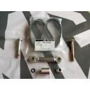 Upgraded Alternator Belt Tensioner Adjuster Bracket Kit 2 & OEM Belt