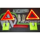 MGF MG F Hazard Warning Triangle Kit Genuine MG New