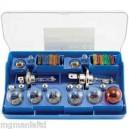 MGTF MG TF 30pc Emergency Light Bulb & Fuse Car Kit