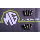 MGTF MGF Stainless Brake Disc Retaining Screw Kit Allen Head Style