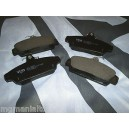 MGTF MGF Standard Front Caliper Brake Pad Set Brand New