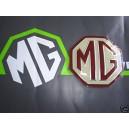 MGF ZR ZS ZT MG Badge Insert Brand New