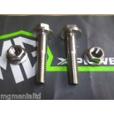 MGTF MG TF Rear Stainless Anti Roll Bar Drop Link Bolt Kit