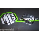MGZR 25 Chrome Side Indicator Trims Surounds Brand New