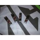 MGTF MG TF Spark Plugs Set off 4 Genuine MGRover New
