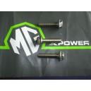 Stainless Underfloor Coolant Pipes Bolt Kit