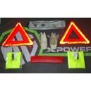 MGTF MG TF Hazard Warning Triangle Kit Genuine MG New