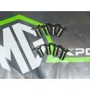 MGZR MGZS Stainless Brake Disc Retaining Screw Kit