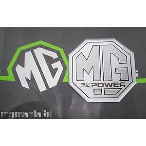 XPower MG Sport & Racing Badge 75mm