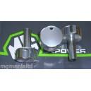 MGZR Mk2 Ali Heater Knob Set Brand New