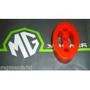 MGZR MG ZR Upgraded Polyurathane Exhaust Hanger Mount Orange