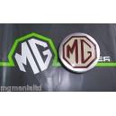 MGZR MG ZR Alloy Wheel Centre Caps DTC100630MNH Brand New