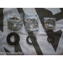 MGZS  PG-1 Gearbox Uprated Caged Bearing Set & Seal Kit