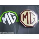 MGTF Front Rear MG Badge Genuine MGRover