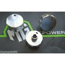 MGZR MG ZR Mk1 Ali Heater Knob Set Brand New