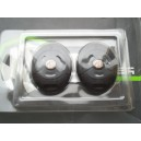 MG 2x  3 Button Remote Fob YWX000360 Brand New