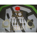 MGTF Exhaust Fitting Kit OEM parts Mild Steel