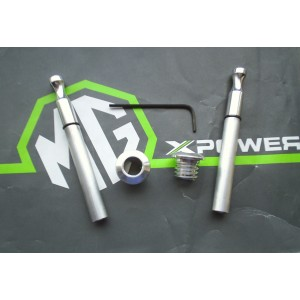 Upgraded Alloy Door Locking Pins & Eschusion Kit