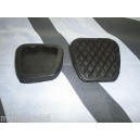2x Clutch Brake Pedal Rubbers Brand New DBP7047