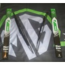 MGF Genuine Lucas Wiper Blades Pair Brand New