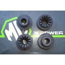Radiator Rubber Mounting Kit MGRover PCG100230 X4