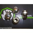 MGTF OEM Wheel Nuts Set of 4 NAM9077 Brand New