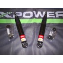 MGF  Rear Gas Shock Absorber Kit Pair Brand New